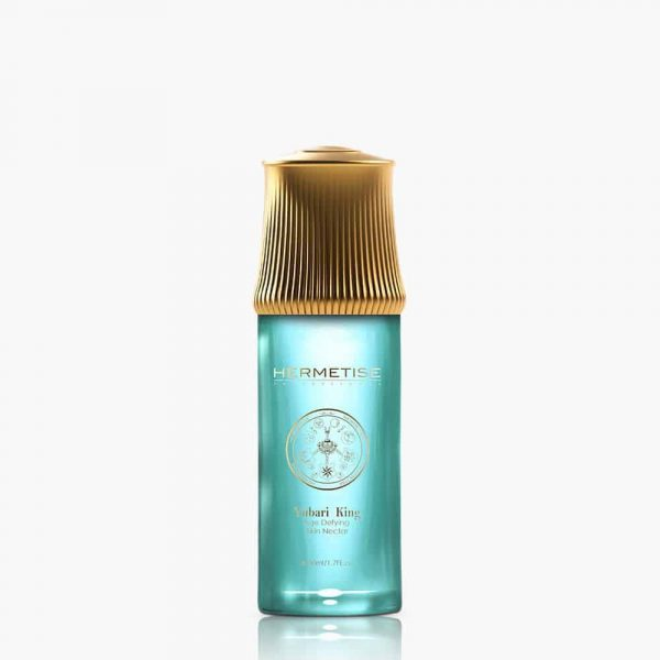 Yubari King GOLD Age Defying Skin Nectar Hermetise