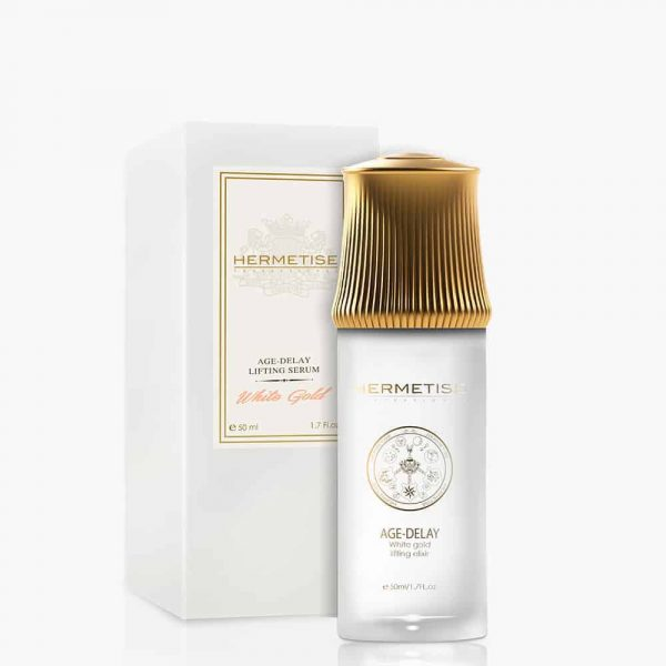 Age-Delay White Gold Lifting Serum hermetise