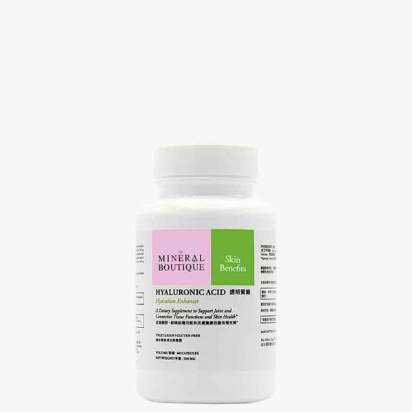 Hyaluronic Acid The mineral boutique