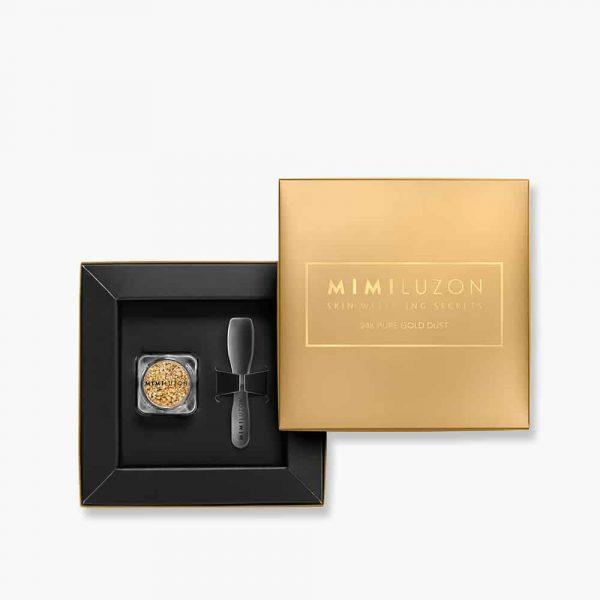 24K Pure Gold Dust 1 Mimi Luzon