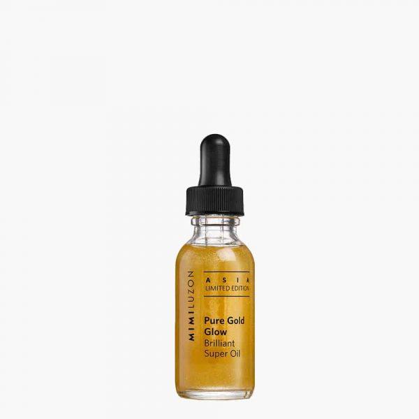 24K Pure Gold Glow-Brilliant Super Oil 1 Mimi Luzon
