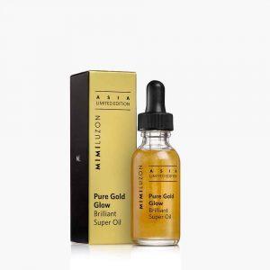 24K Pure Gold Glow-Brilliant Super Oil - Asia Special Edition Mimi Luzon