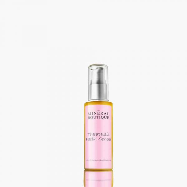 Therapeutic Facial Serum the mineral boutique