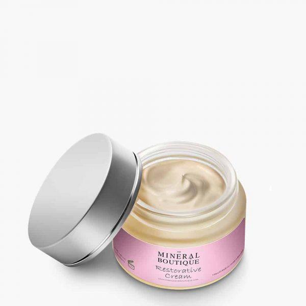 Restorative Cream the mineral boutique 1