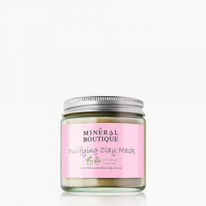 Purifying Clay Mask the mineral boutique