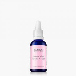 Serum Plus Face & Neck the mineral boutique