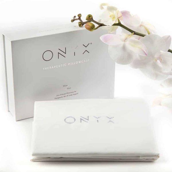 Onyx Zinc-infused Pillowcase 3 Onyx
