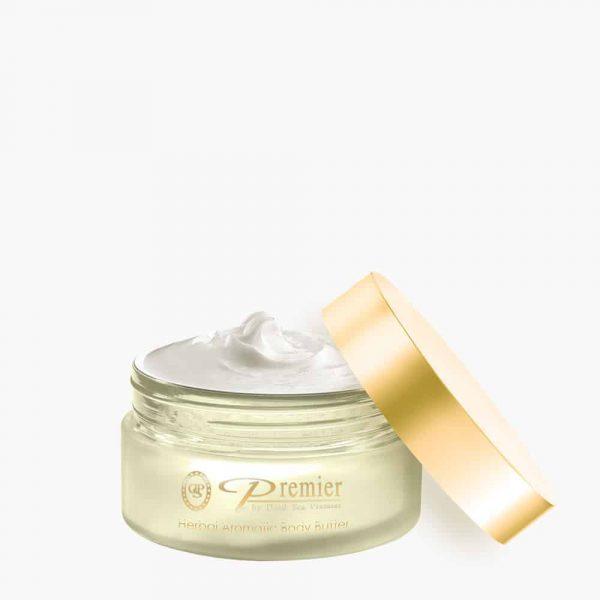 Aromatic Body Butter – Lemongrass & Mandarin Premier