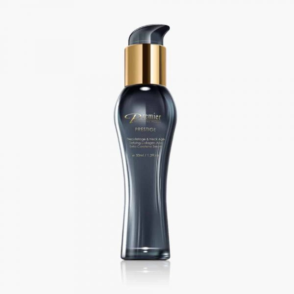 Décolletage & Neck Age Defying Collagen and Beta-Carotene Serum premier