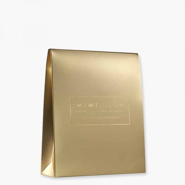 24K pure gold - one treatment Mimi Luzon