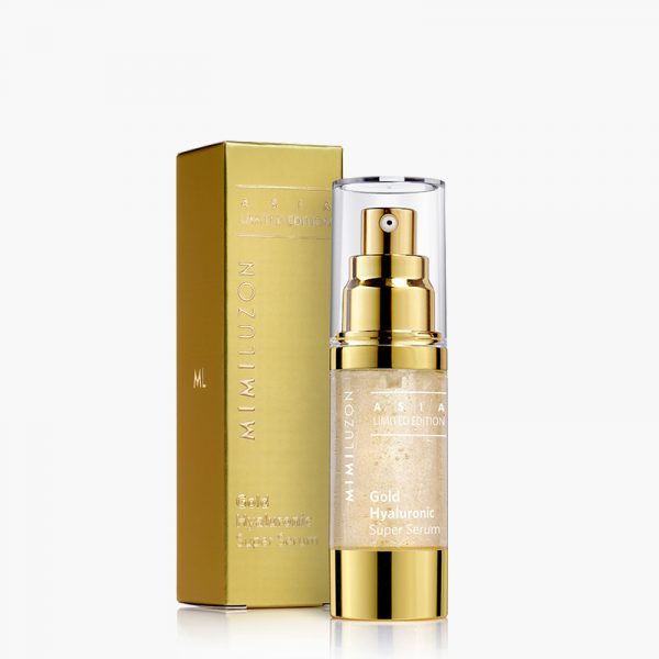 24K Gold Hyaluronic Super Serum - Asia Spec. Edition
