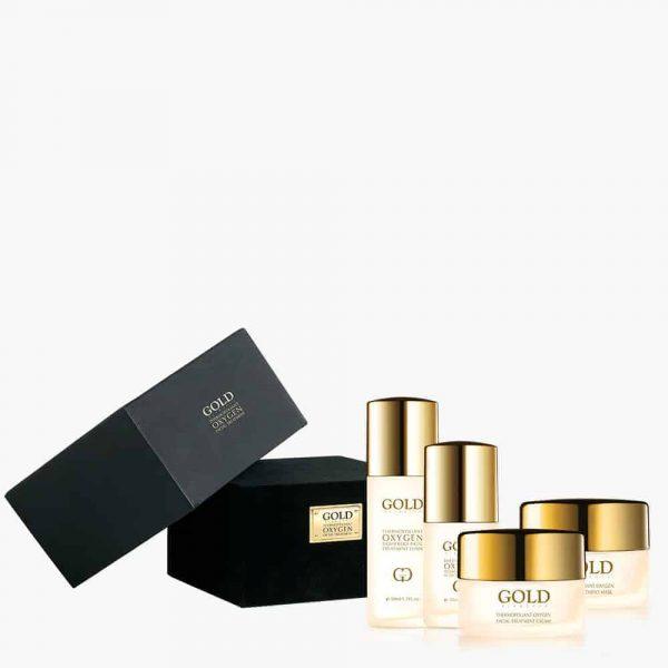 Gold Elements Oxygen Technology Facial Treatment