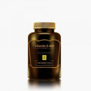 Vitamin E 400 D-Alpha Tocopheryl Acetate Greenbiotics