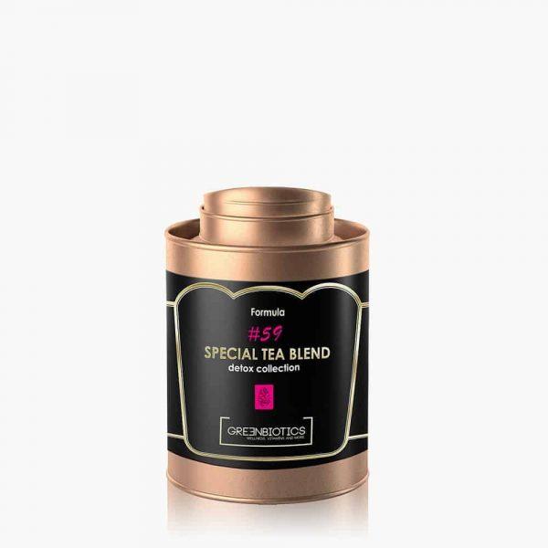 Special Tea Blend, Formula #59 - Detox Collection