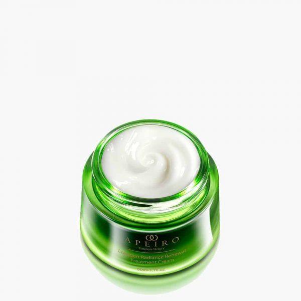 Collagen Radiance Renewal Treatment Cream Apeiro