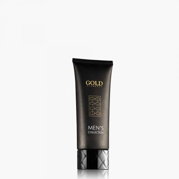 HOMME Multi Action Cream HOMME Facial Cleansing Gel gold elements