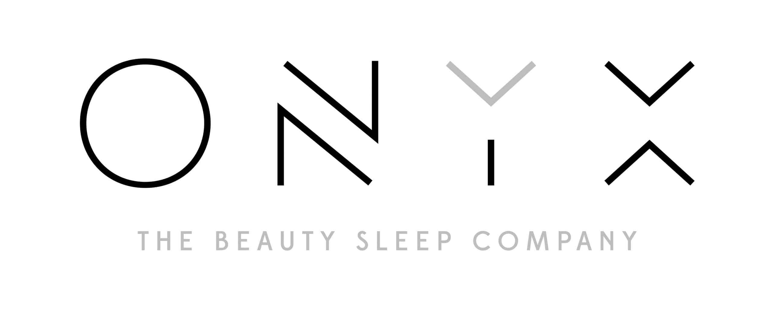 onyx - silver logo