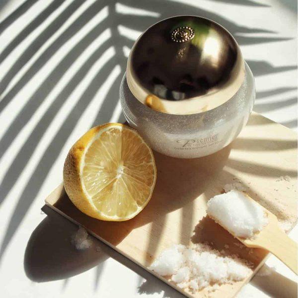 Dead Sea Salt Scrub – Exotic Scent