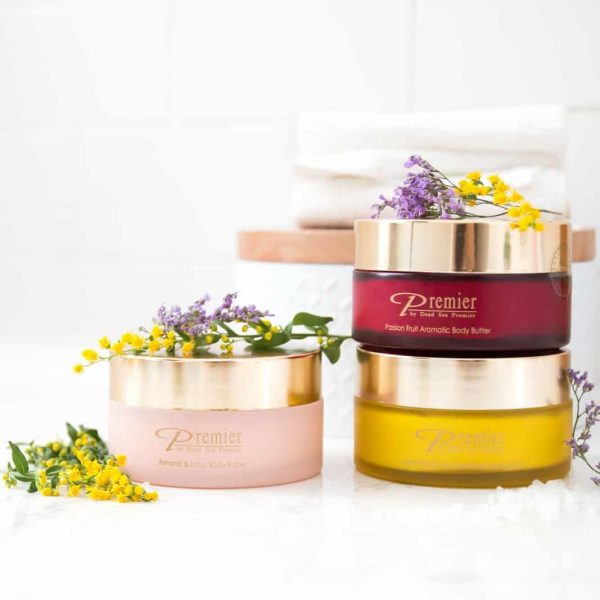 Aromatic Body Butter - Passion Fruit 2