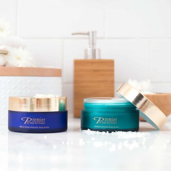 Aromatic Body Butter – Herbal 1