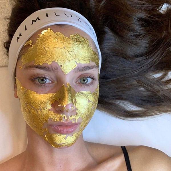 Neta Alchimister with Wonder Mask Treatment and 24K Pure Gold Treatment