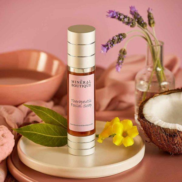 Therapeutic Facial Soap 2
