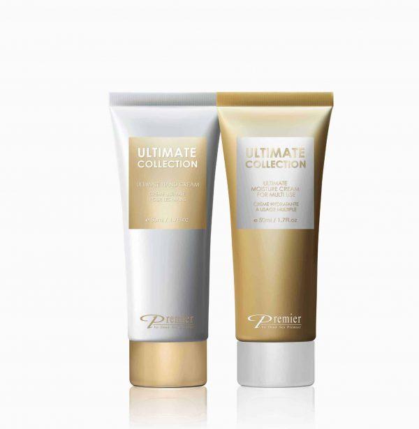 Dead Sea Luxury - Moisturize & Hand Cream duo