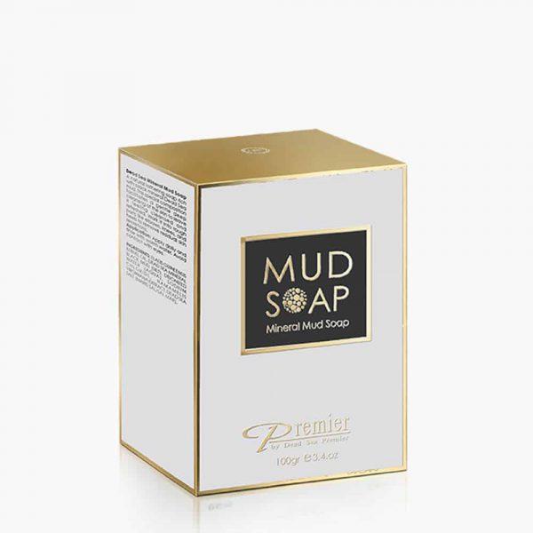 Dead Sea Mineral Mud Soap 1