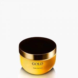 Golden Salt Scrub