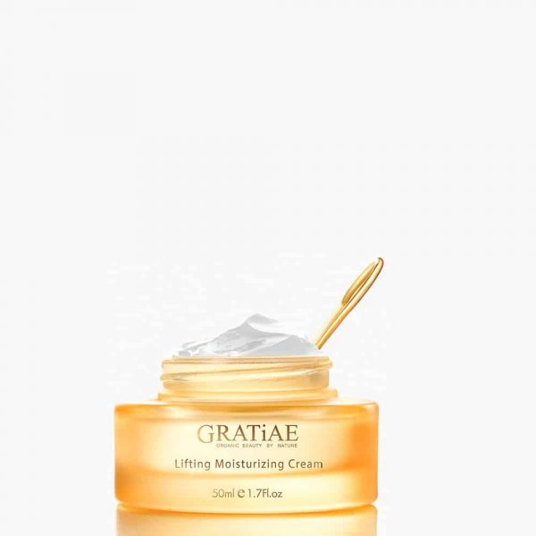 Lifting Moisturizing Cream & Volcanic Stone 1