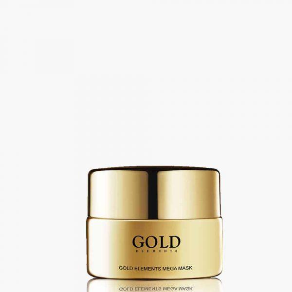 Gold Elements Mega Mask