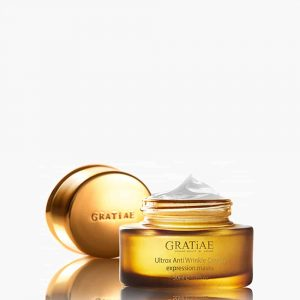 Ultrox Anti Wrinkle Cream - Expression Marks
