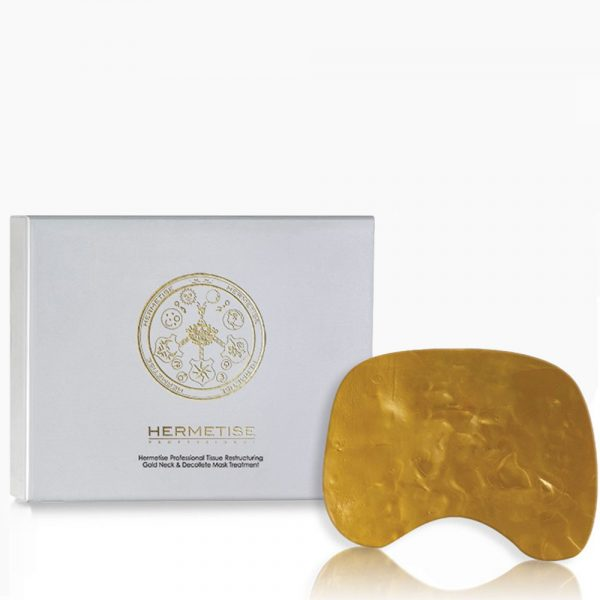 Hermetise Neck Lifting and Chest Restructuring Gold Mask