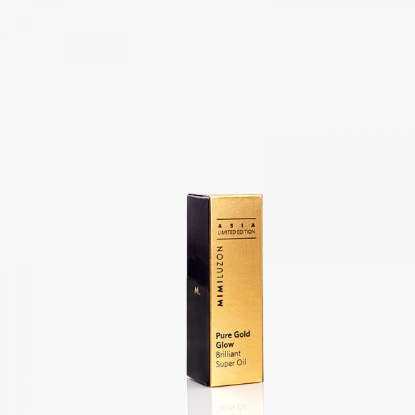 24K Pure Gold Glow- Brilliant Super Oil- Asia Limited Edition 2