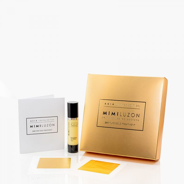 24K Pure Gold Treatment- Asia Limited Edition
