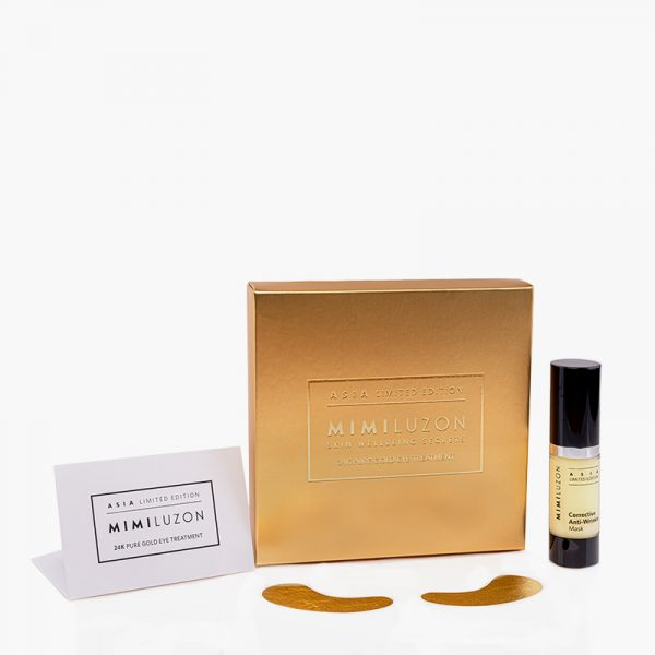 24K Pure Gold Eye Treatment- Asia Limited Edition